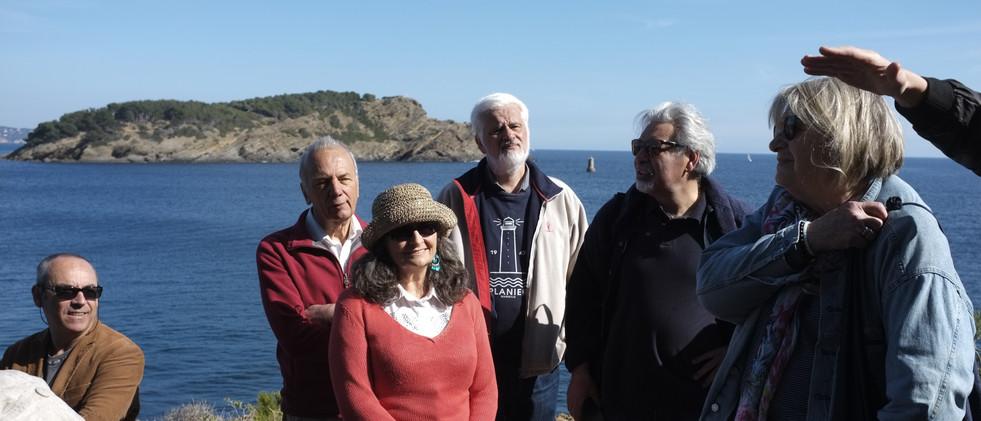 Yves, Rémy, Christian, Marie, Charles, Pierrot, Christine