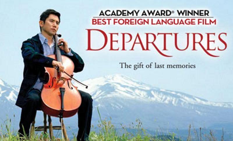 """""""Departures"""", un film de Yōjirō Takita"""