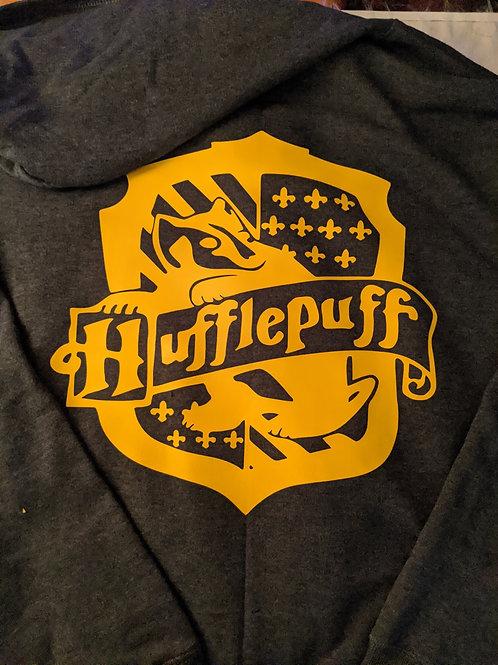 Hufflepuff Women's Zip Sweatshirt