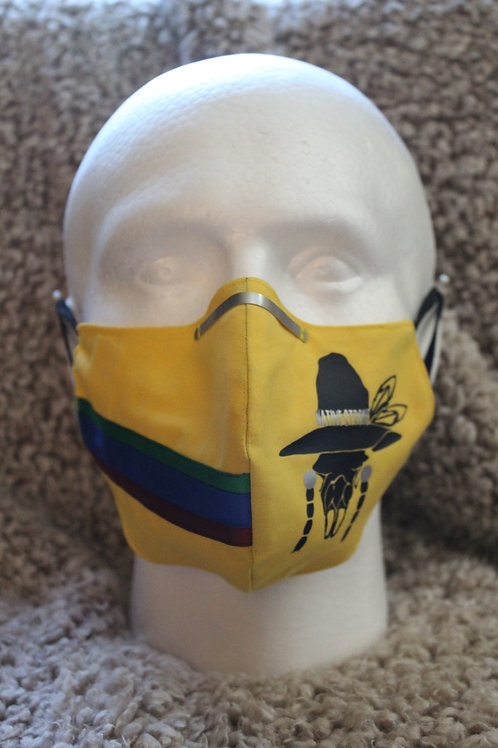 Native Strong - Face Mask