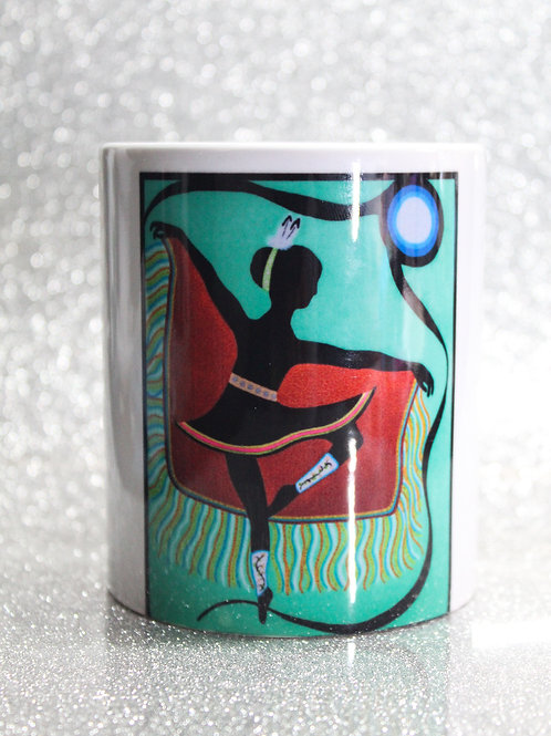 Fancy Is Our Ballet Coffee Cup