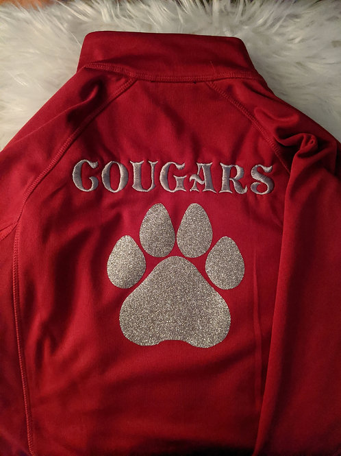Cougars Light Weight Jacket