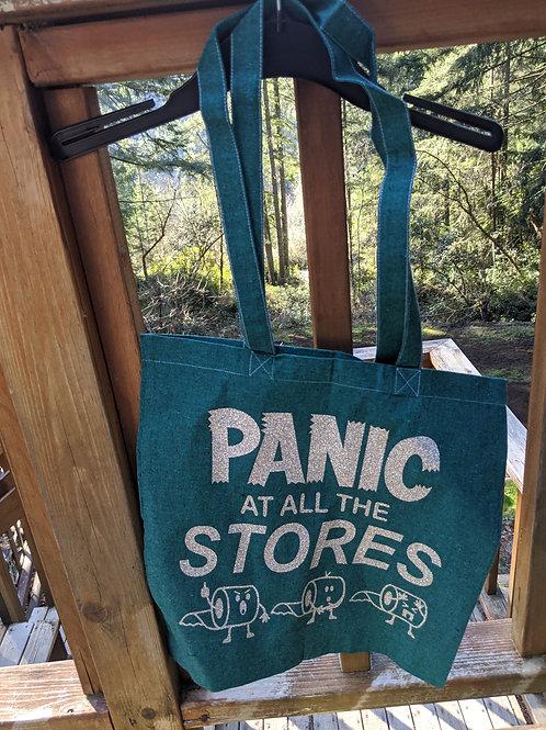 Panic Reusable Tote