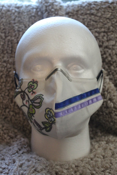 Spring Evening - Face Mask