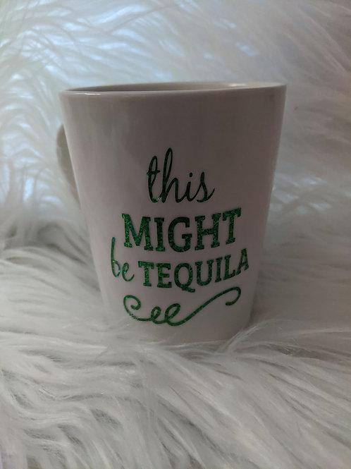 Might Be Coffee Mug