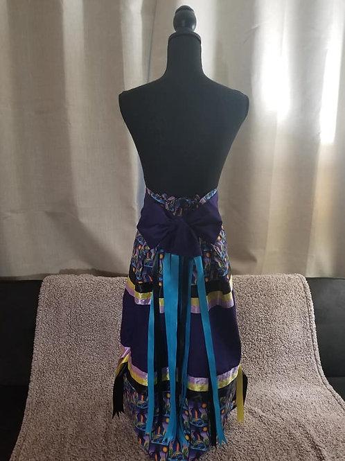 Ribbon Skirt Custom Design & Custom Printed Fabric