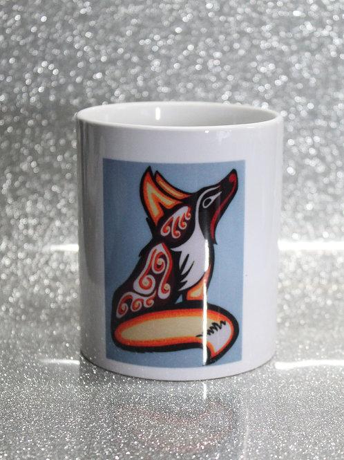 Fox Coffee Cup