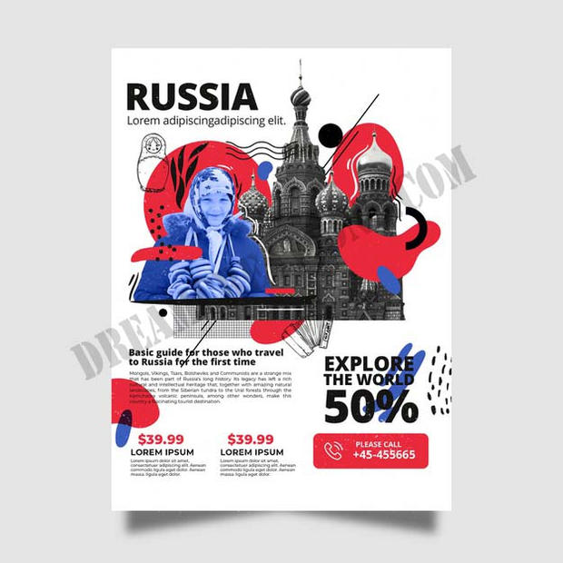 travelling-russia-stationery-poster copy