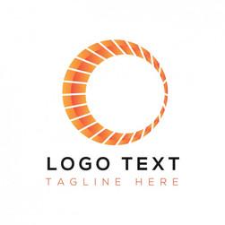 abstract-logo-with-orange-circle_1043-13