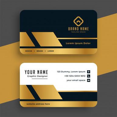 Golden premium business card.jpg