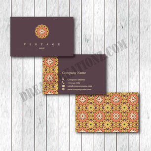 set-two-ornamental-floral-mandala-cards-