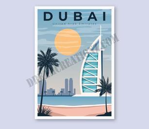 retro-promotional-poster-city-dubai copy