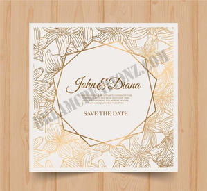 beautiful-floral-wedding-invitation-with