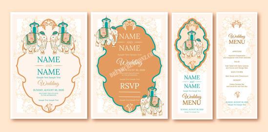 Indian invite complete set copy.jpg