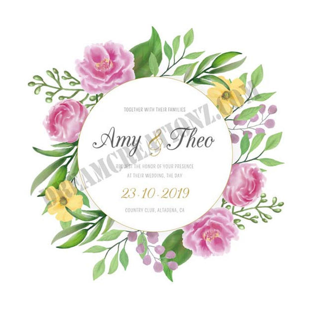 wedding-invitation-with-colorful-waterco