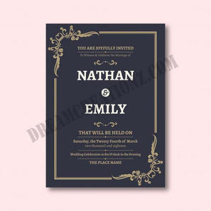 nice-wedding-invitation-flat-design copy