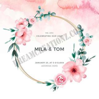 watercolor-floral-frame-wedding-invite c