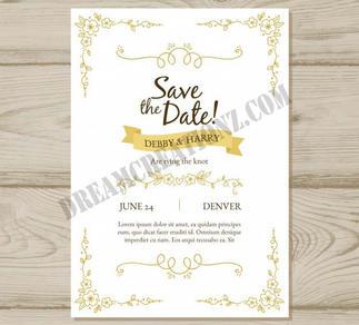 hand-drawn-wedding-invitation-with-retro