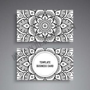 mandala-ornamental-business-card-B&W cop