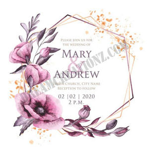 watercolor-floral-frame-wedding-invitati