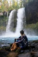 Corvallis Photography | Koosah Falls
