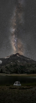 Corvallis Videograhy | Milky Way Over South Sister