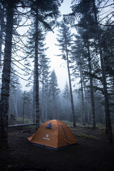 Corvallis Photography   Winterial Tent Lifestyle