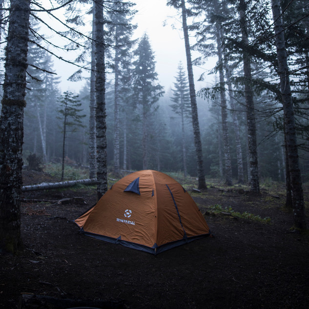 Corvallis Photography   Winterial Camping Lifestyle