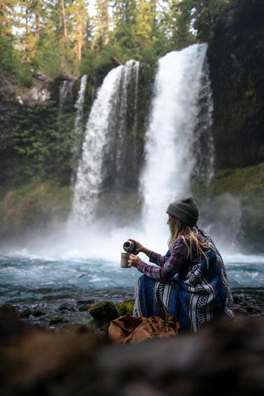 Corvallis Photography   Koosah Falls