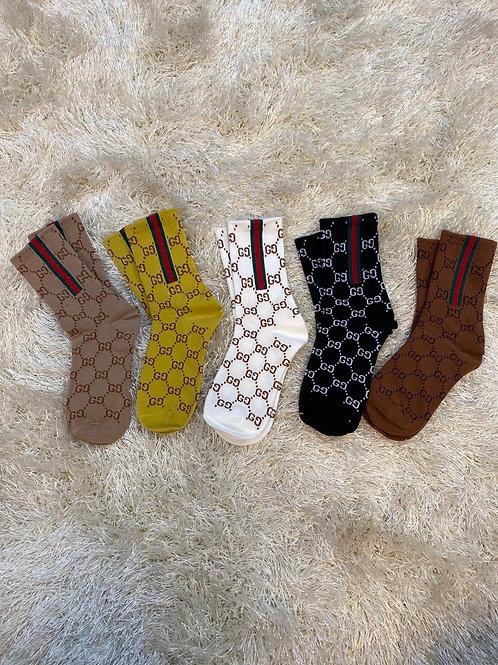 G Baby Socks