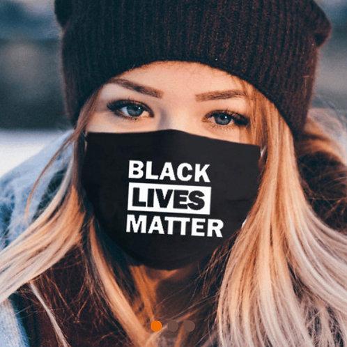 Black Live Matter Mask