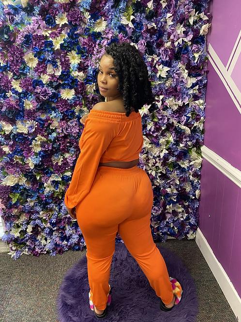 The Power Of  Orange