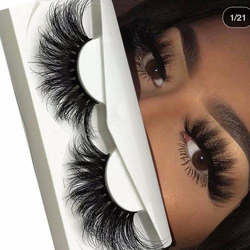 Luscious lashes