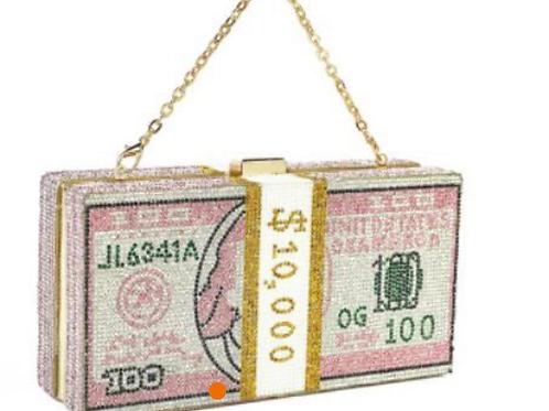 Money Baby Bag