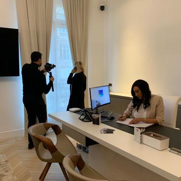 Bureau Paris 16