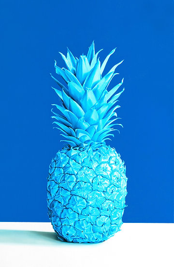 Blue Pineapple ( || )