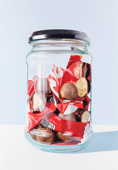 Maltesers In Jar