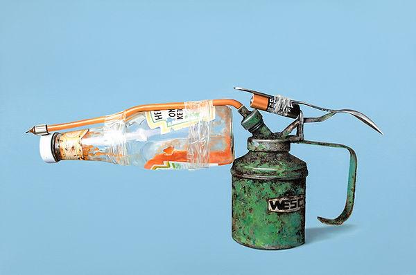 Oil Gun