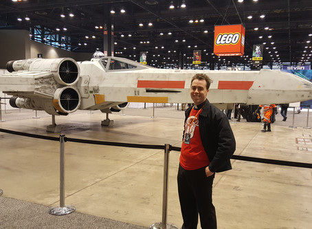A Priest Goes to Star Wars Celebration - Episode III