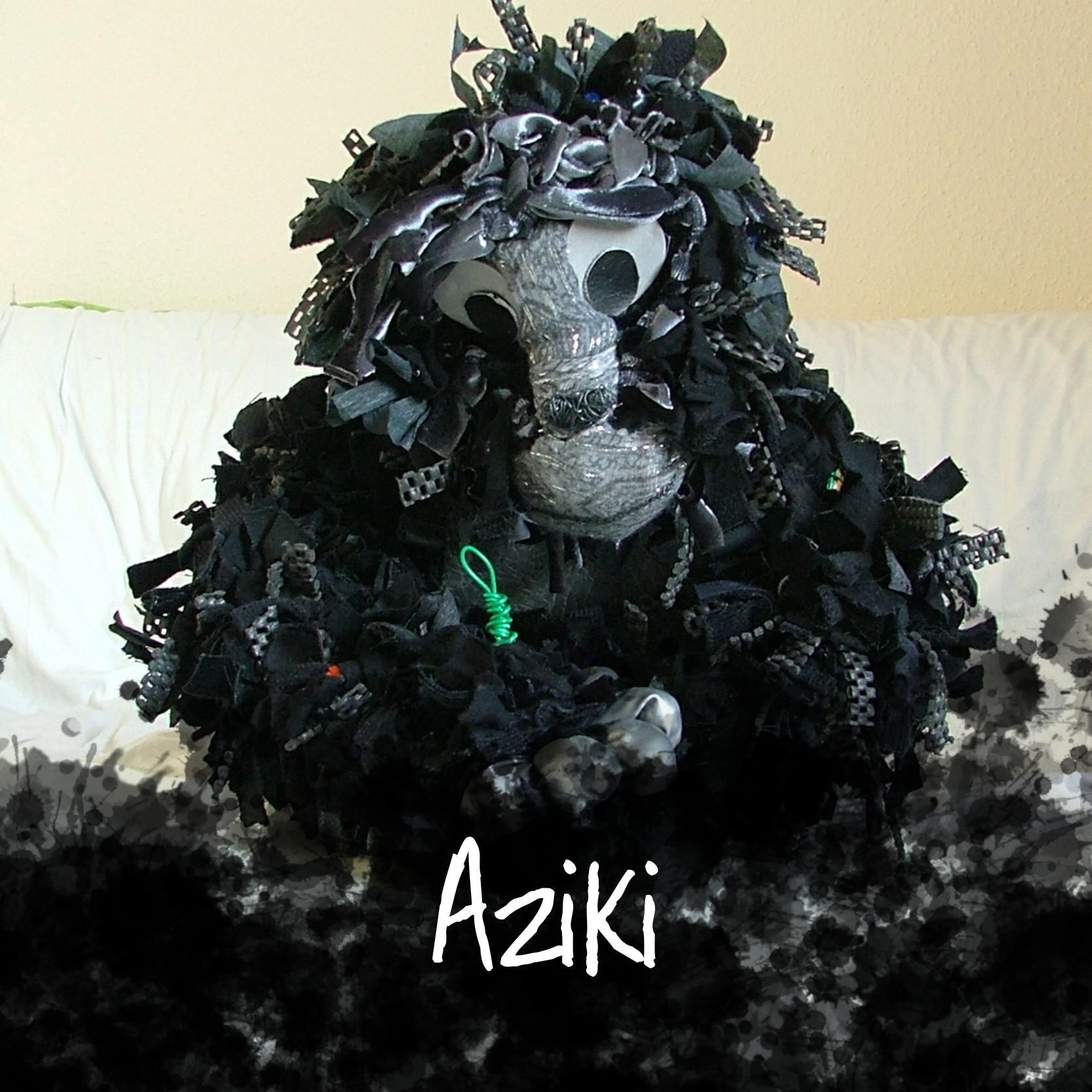 Aziki the Gorilla