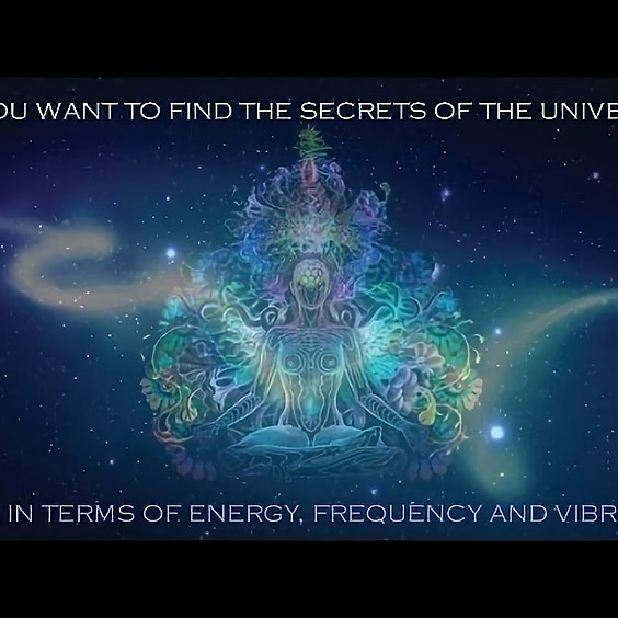 Energy Healing - Sound, Vibrations, and Frequency
