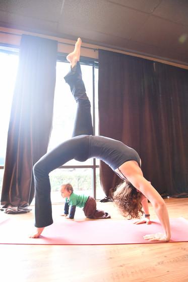 Yoga for Moms