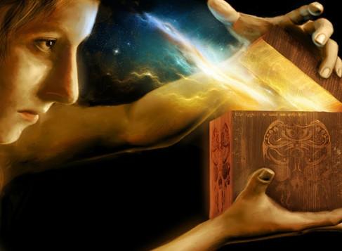 Open Pandora's Box - Sacral Chakra