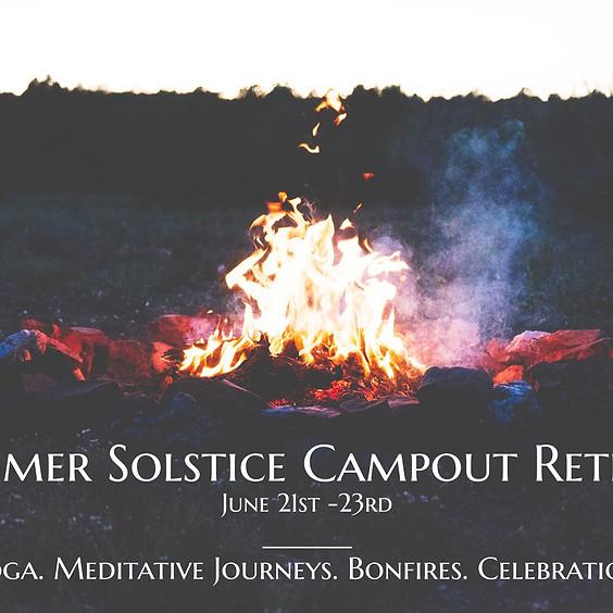 Summer Solstice Celebration - Campout Retreat