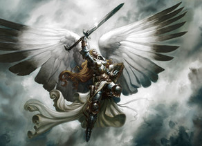 Archangel Raguel lol, Really?