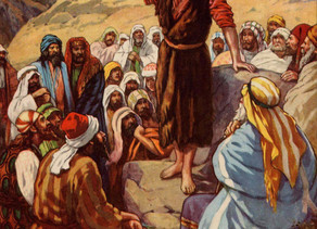 Beat Around to John the Baptist
