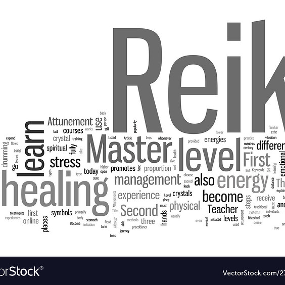 Reiki Master Level III
