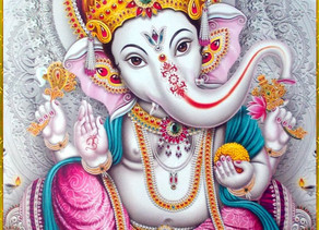 Remove Obstacles and Call on Ganesha
