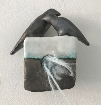 Birdhouse (detail)