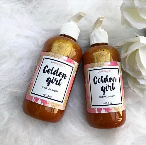 Golden Girl body cleanser